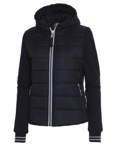 Womens soft quilted jacket MH-037