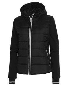 WOMENS JACKET MH-037 BLACK STL 40