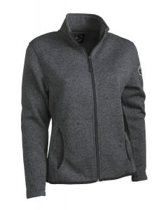 WOMENS FLEECE MH-127 MÖRKGREY STL 36