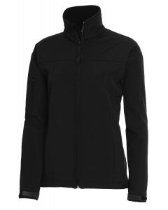 WOMENS JACKET MH-163 BLACK STL 34