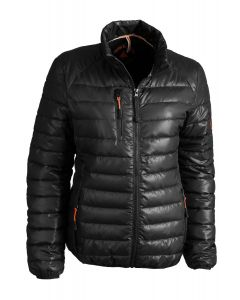WOMENS JACKET MH-185 BLACK STL 40