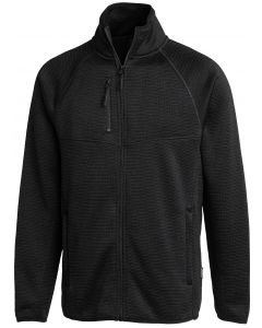 STICKAD FLEECE MH-220  SVART XXL