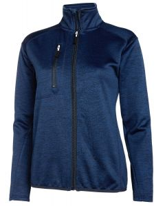 WOMENS POWER FLEECE MH-245 NAVY 34