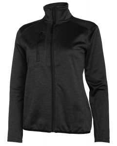 WOMENS POWER FLEECE MH-245 BLACK 34