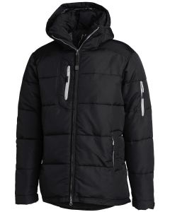 WINTER JACKET MH-378 BLACK XL