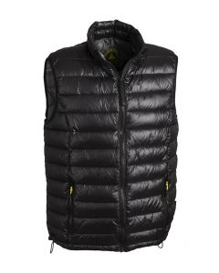 Light quilted vest MH-442 Black XL
