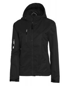 WOMENS JACKET MH-700 BLACK STL 44