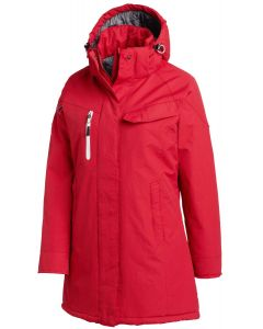 WOMENS JACKET MH-822 RED STL 34