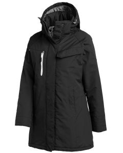 WOMENS JACKET MH-822 BLACK STL 36