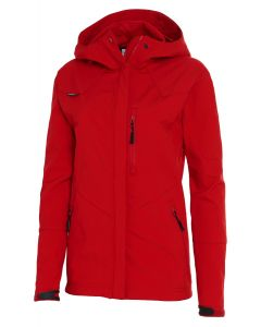 WOMENS JACKET MH-886 RED STL 38