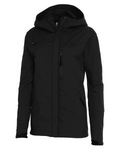 WOMENS JACKET MH-886 BLACK STL 38