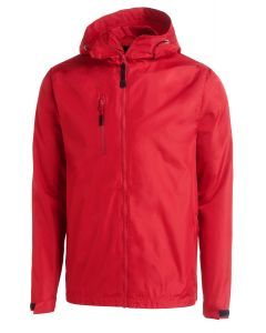 Shell jacket MH-918 Red XXS