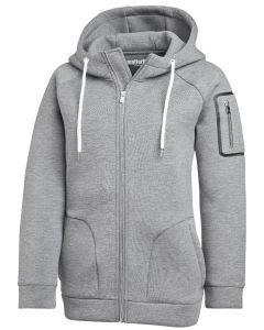Scuba hoodie MH-976 Grey 44