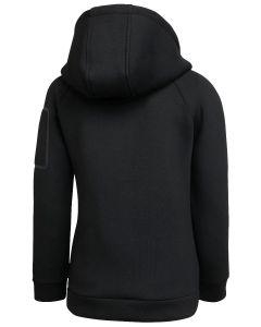 Scuba hoodie MH-976 black 36