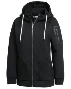 Scuba hoodie MH-976 black 44