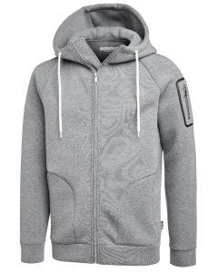 Scuba hoodie MH-976 Grey L