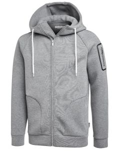 Scuba hoodie MH-976 Grey 3XL
