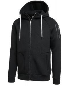 Scuba hoodie MH-976 Black XL