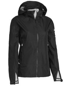 WOMENS JACKET MH-437 BLACK STL 40