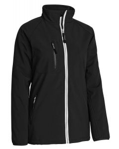 WOMENS JACKET MH-470 BLACK STL 36