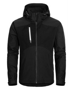 Men's Recycle shell jacket MH-488 Black L