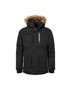 Recycle parka MH-585-Black-L