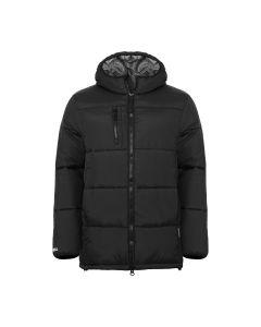 Recycle winter jacket MH-614 Black-XXS