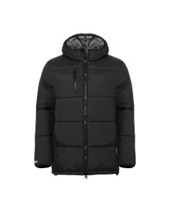 Recycle winter jacket MH-614 Black-L