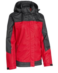 WOMENS JACKET MH-659 RED STL 34