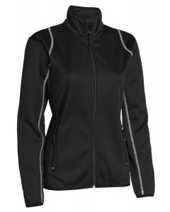 WOMENS FLEECE MH-747 BLACK STL 36