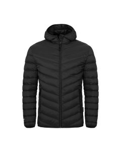 Recycle down jacket MH-939-Black-L