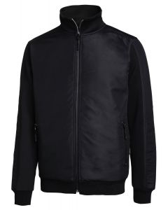 Hybrid jacket MH-116 Black 4XL