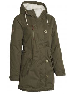Womens cotton Parka MH-158