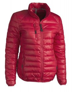 WOMENS JACKET MH-185 RED STL 38