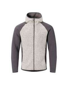 Urban hoodie grey XXS