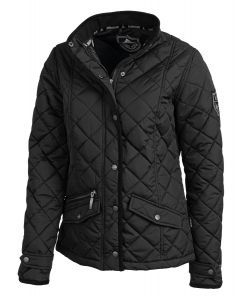 WOMENS JACKET MH-401 BLACK STL 36