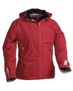 WOMENS JACKET MH-437 RED STL 38