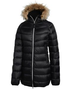Womens down parka MH-440 44