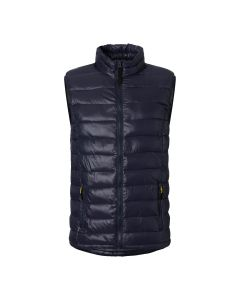Light quilted vest MH-442 Red XS