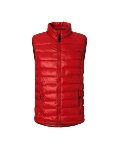 Light quilted vest MH-442 Red 3XL