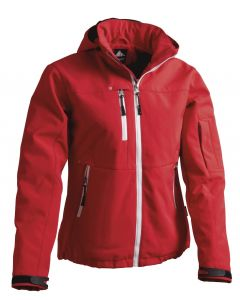 WOMENS JACKET MH-551 RED STL 36