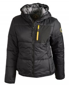 Womens winter quilted jacket MH-613