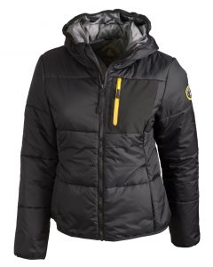 WOMENS JACKET MH-613 BLACK STL 36