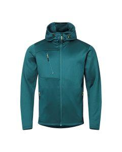 Mid layer jacket MH-660 Petrol L