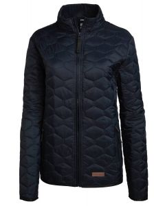 Womens light quilted jacket MH-734 42