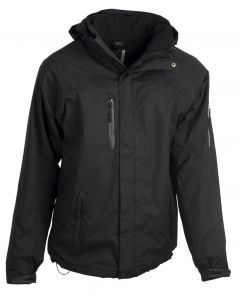 WOMENS JACKET MH-894 BLACK STL 40