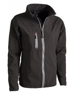 SOFTSHELL MH-906 BLACK XS