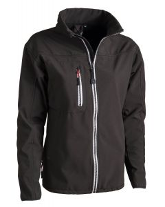 SOFTSHELL MH-906 BLACK STL 36