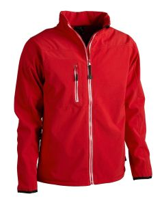 SOFTSHELL MH-906 RED STL 36