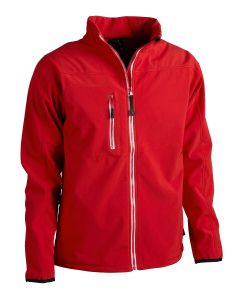 SOFTSHELL MH-906 RED 3XL